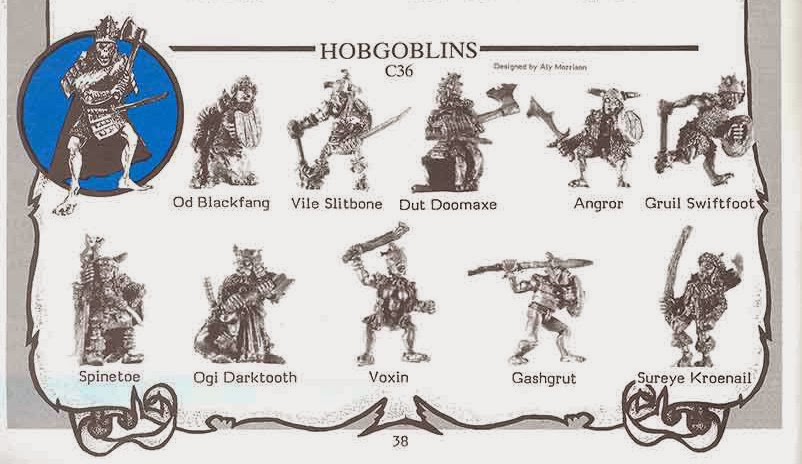 Hobgoblins de Aly Morrison