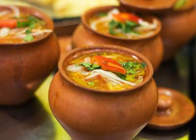 Kachchi Handi food festiaval at Zune restaurant Delhi