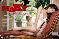 Fotos de Maky Soler Revista Hombre 2010