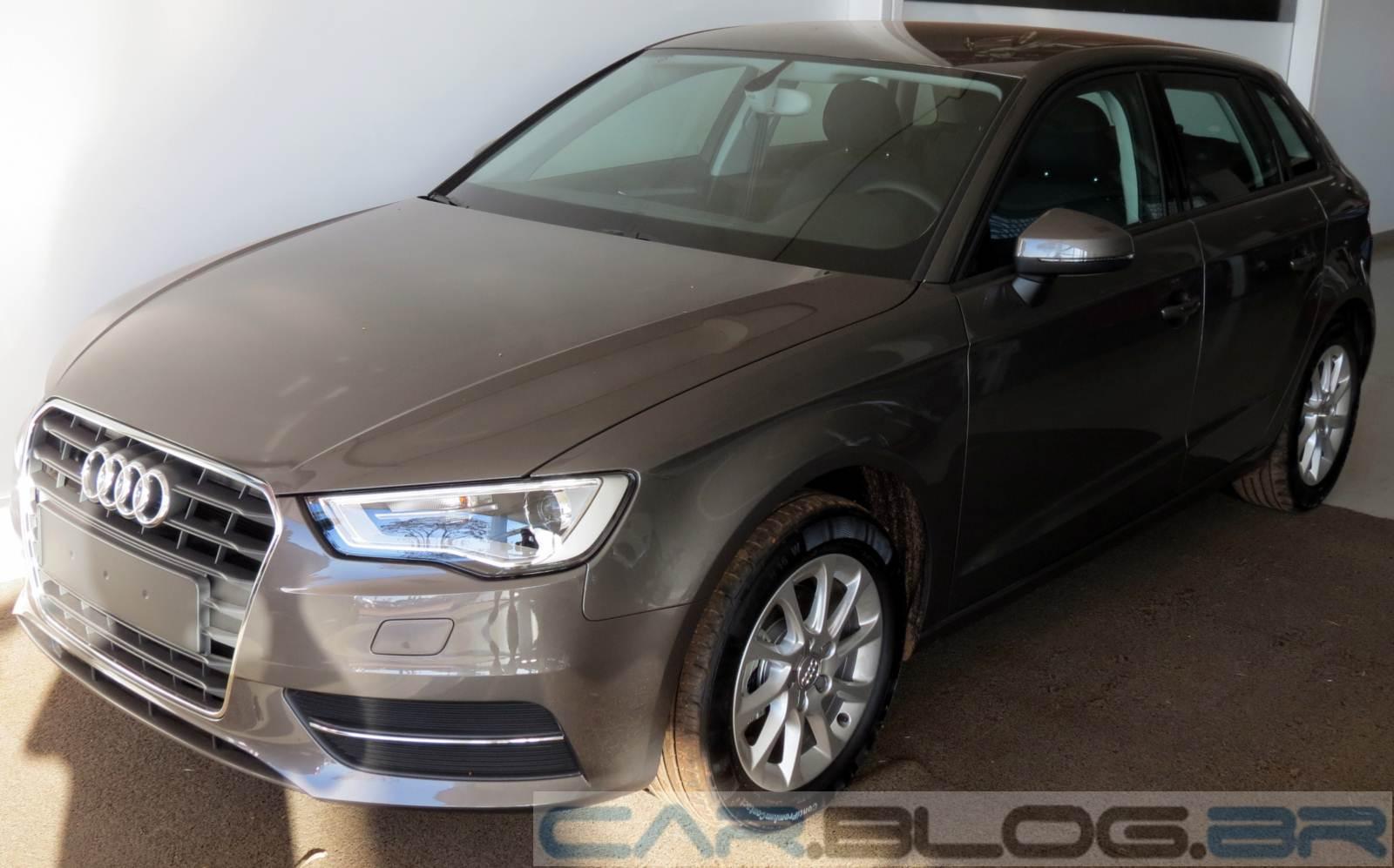 Audi A3 Hatch 2015