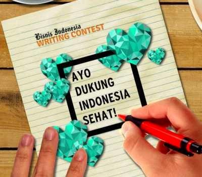 Writing Contest dari Bisnis Indonesia