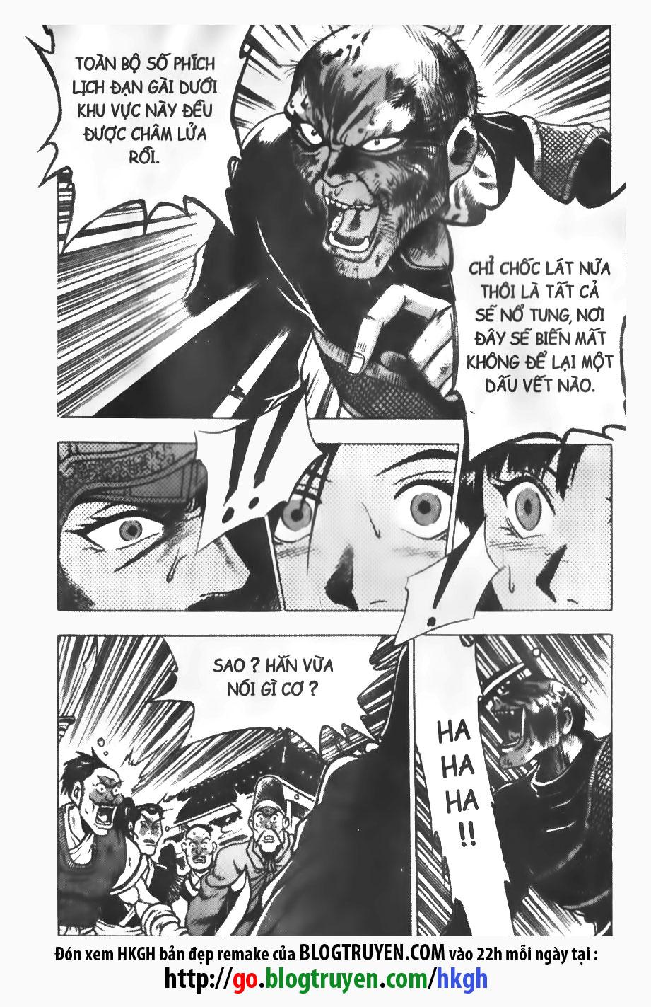 Hiệp Khách Giang Hồ chap 138 page 20 - IZTruyenTranh.com