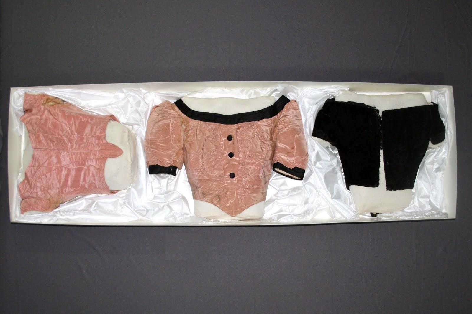 Spicer Art Conservation, Van Buren dresses, textile conservator, historic garments, 1840s