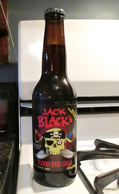 Jack Black's Blood Red Cola