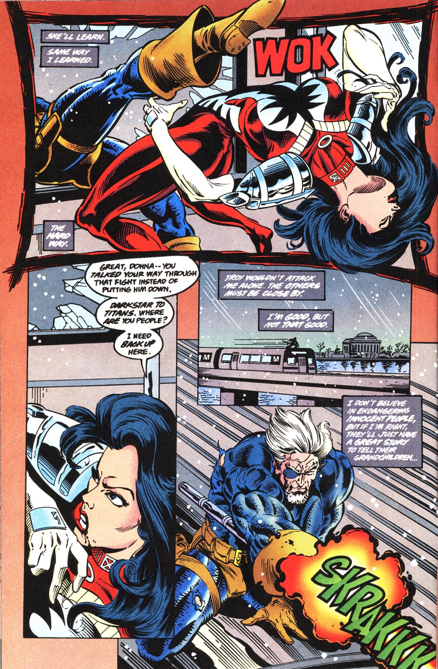 Deathstroke (1991) Issue #45 #50 - English 7