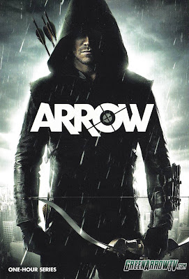 Arrow One Sheet Television Teaser Poster