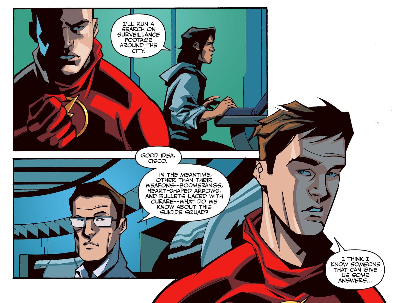 The Flash: Season Zero [I] Issue #15 #15 - English 8