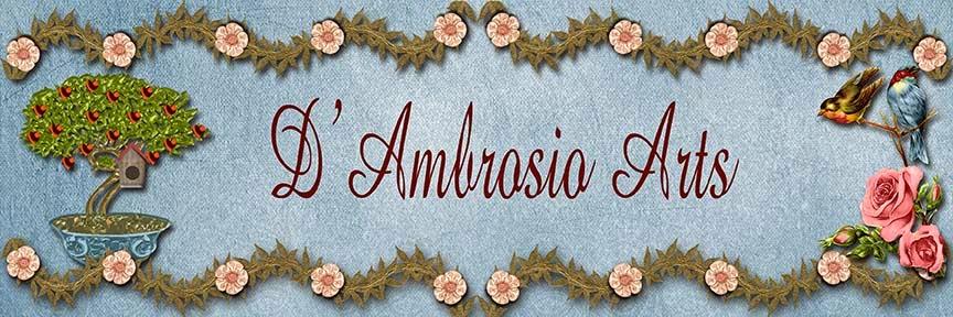 D'Ambrosio Arts (formerly Ambrosia Arts Of Virginia)
