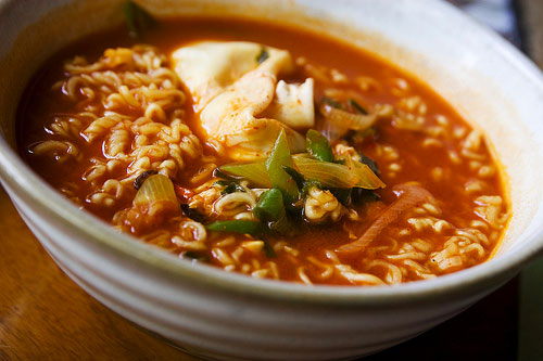 Ramyeon | KOREAN FOOD