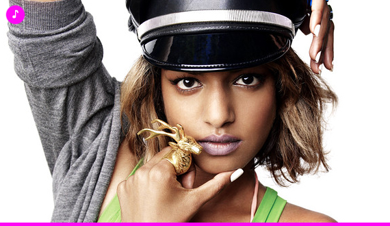 Listen to... M.I.A. - Bring the noize | Random J Pop