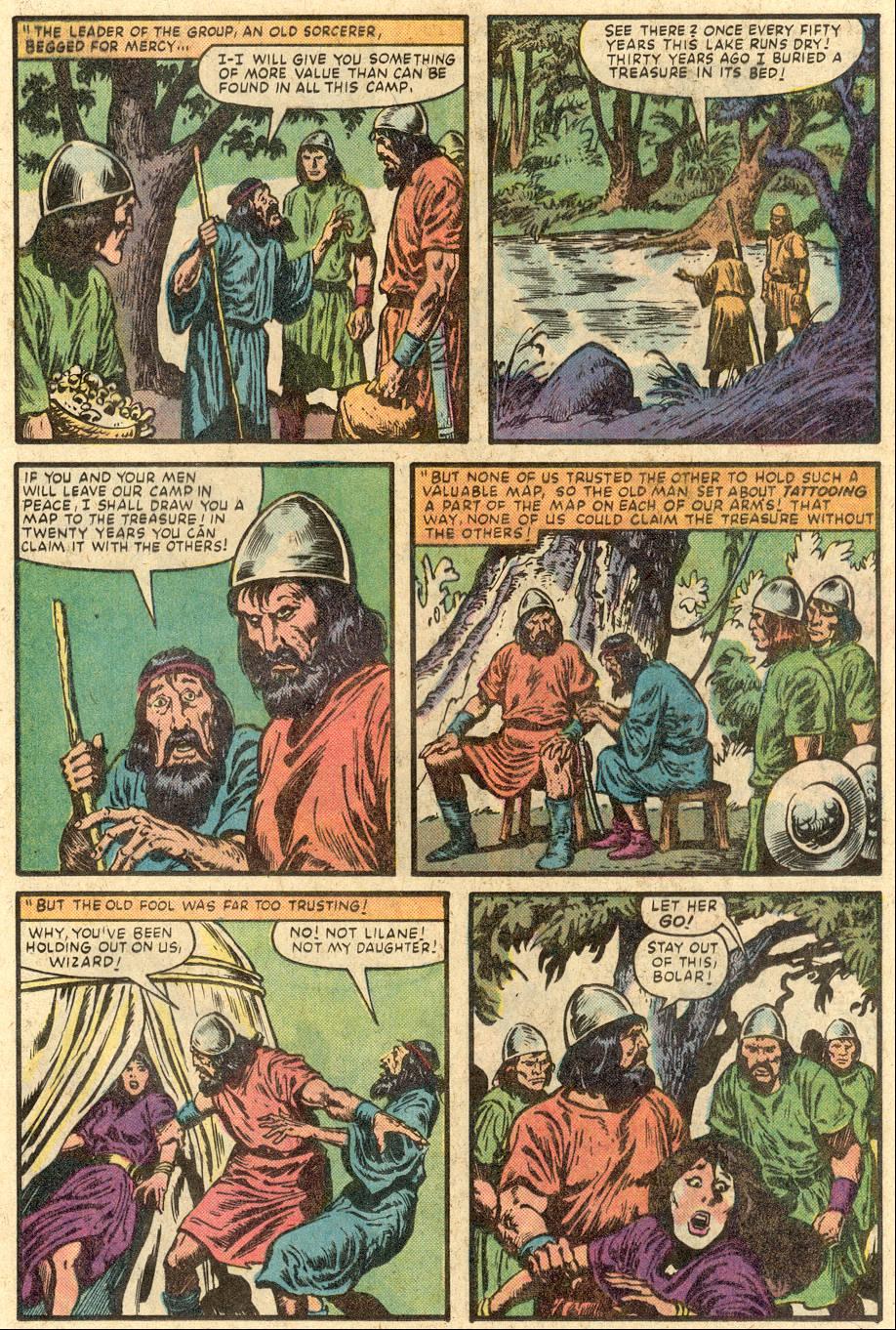 Conan the Barbarian (1970) Issue #149 #161 - English 12