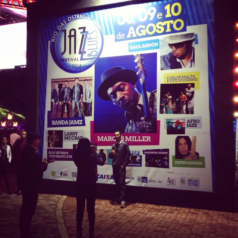 Jazz e Blues Rio das Ostras