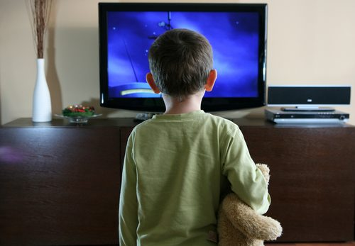 an essay about watching television
