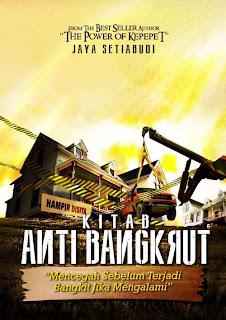 beli buku kitab anti bangkrut jaya setiabudi diskon online
