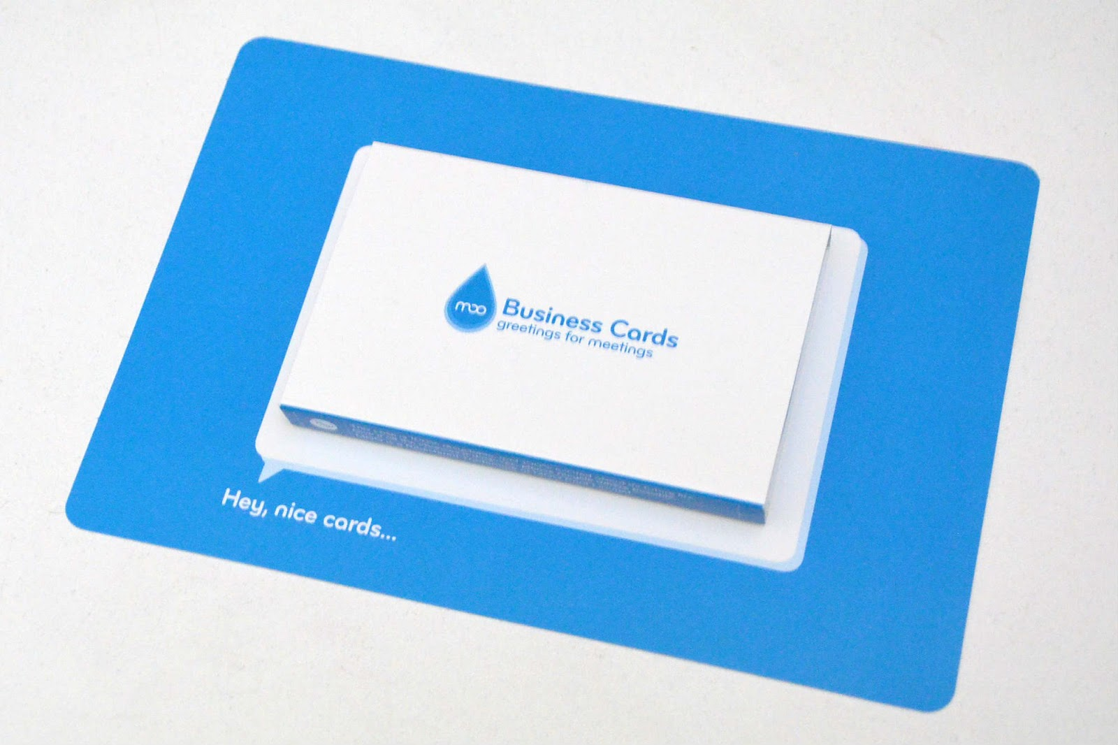 Custom Card Template business cards moo : MishMreow: Moo Business Cards