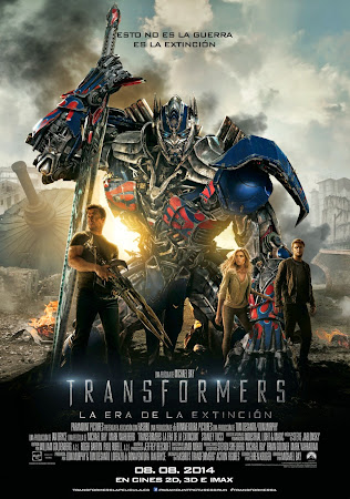 Transformers Age of Extinction (2014) 720p