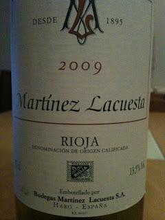 martinez-lacuesta-2009-rioja-tinto
