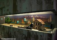Museo del Vino D.O. Campo de Borja vitivinicultura vino Comarca Campo de Borja Comarca de Tarazona y el Moncayo Monasterio de Veruela Maqueta Borjica