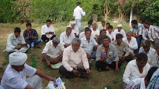 50 Farmers training programme on Stevia Cultivation