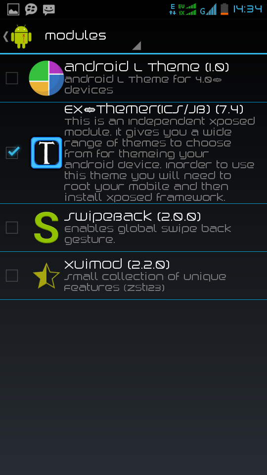 Cara Merubah Tampilan Status Bar WiFi Android