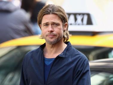Brad Pitt Wolrd War Z