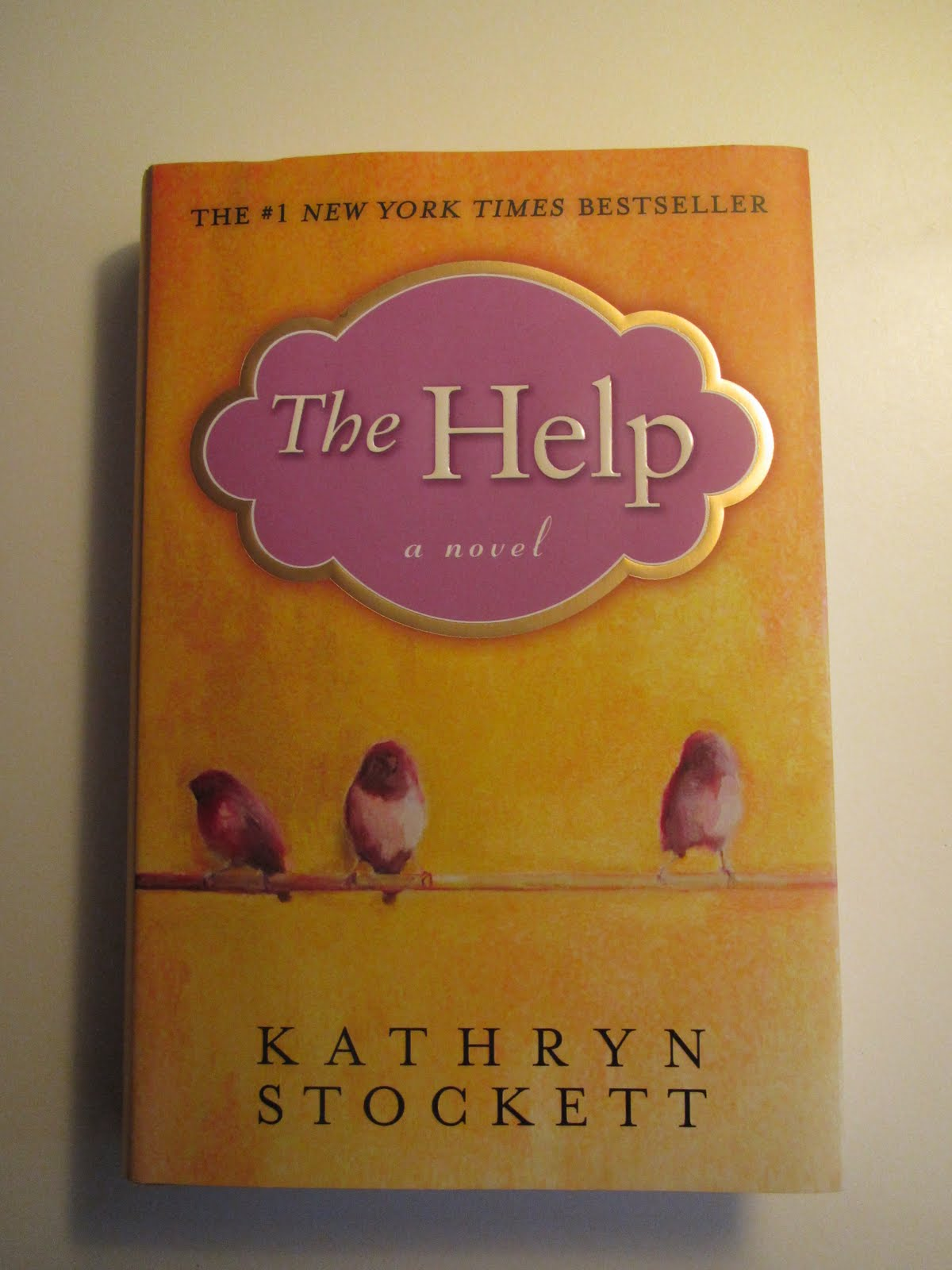 book report on the help
