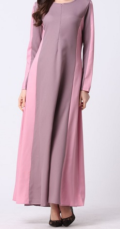 NBH0485 INAYAH JUBAH (NURSING FRIENDLY)