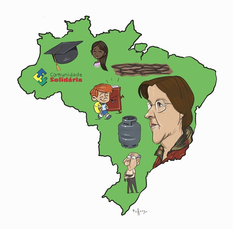 Ruth Cardoso, a Padroeira do Brasil