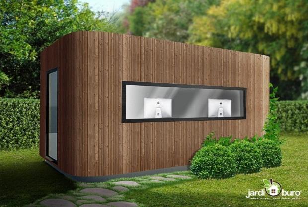 bureau de jardin tout savoir sur les bureaux de jardin. Black Bedroom Furniture Sets. Home Design Ideas