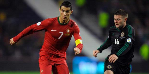 Hasil dan Highlights Pertandingan Portugal vs Irlandia Utara 1-1