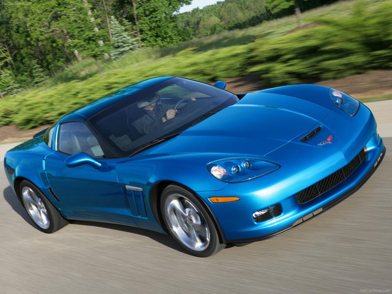 Chevrolet Corvette Grand Sport   World of Cars