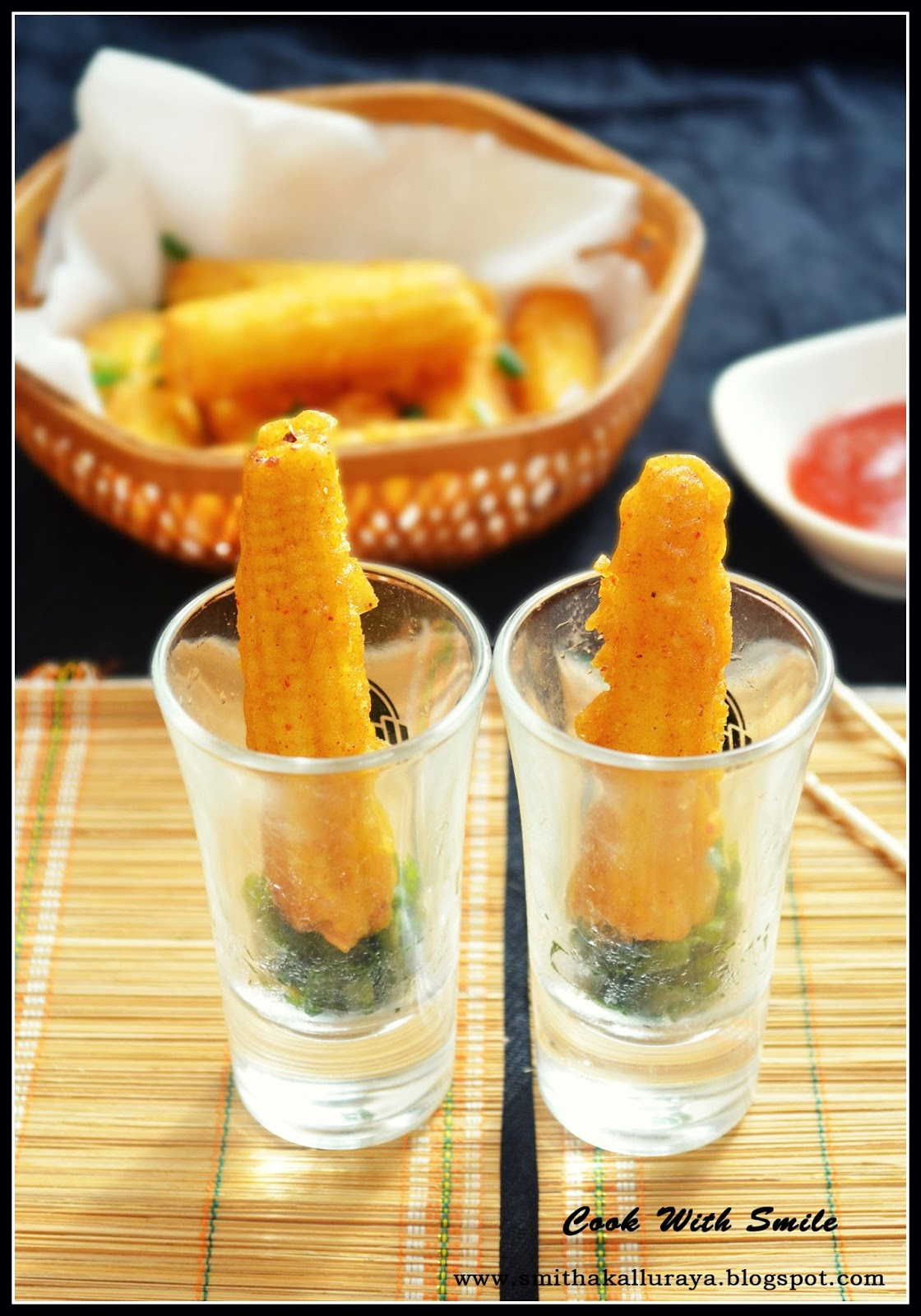 corn fritters recipe,baby corn 65,baby corn 65 recipe,crispy baby corn ...