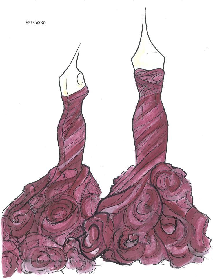 А вот ещё эскизы свадебных платьев от ирины шабаевой сезона 2011-2012