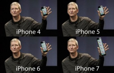 Multiple screen sizes for the next iPhone?