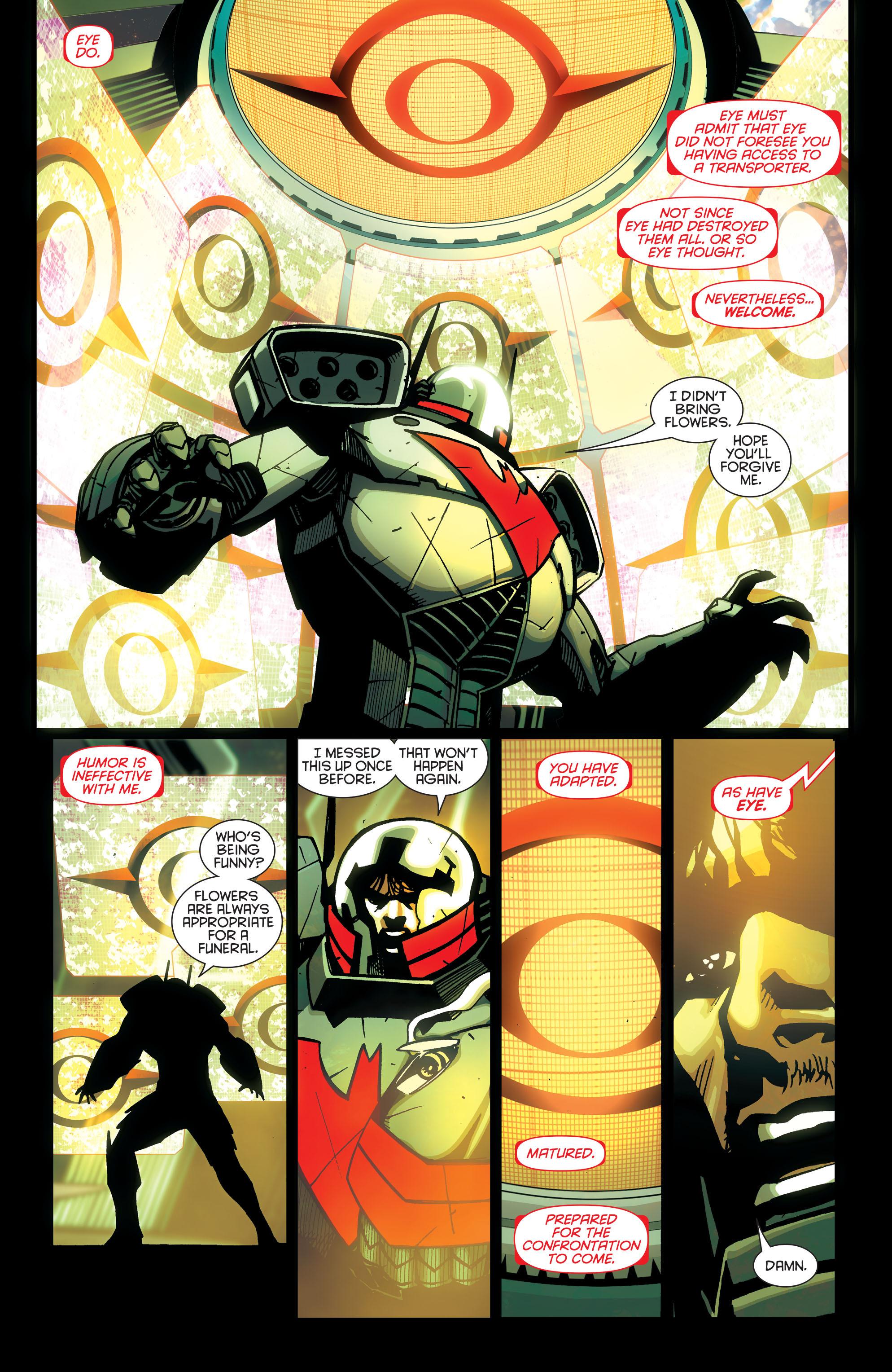 Batman Beyond (2015) Issue #6 #6 - English 9