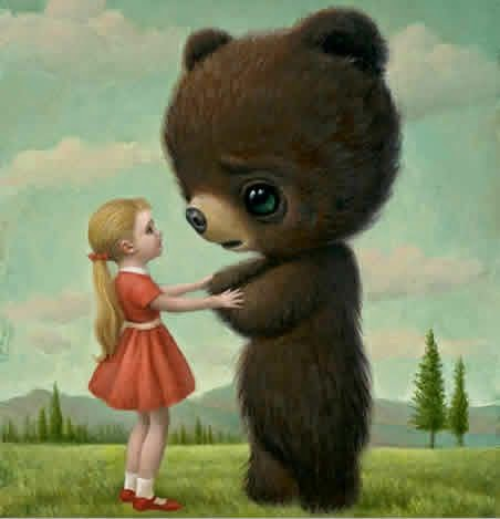 Bears Kind-Hearted Annette Funicello Sweetie Bear Structural Disabilities