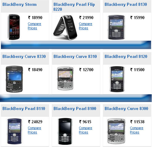 how to find blackberry mobile if lost