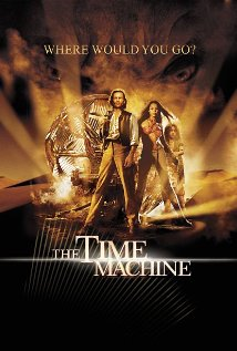 The Time Machine (2002) Dual Audio BRRip 420p 300MB