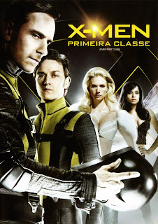 X-Men: Primeira Classe - BDRip Dual Áudio