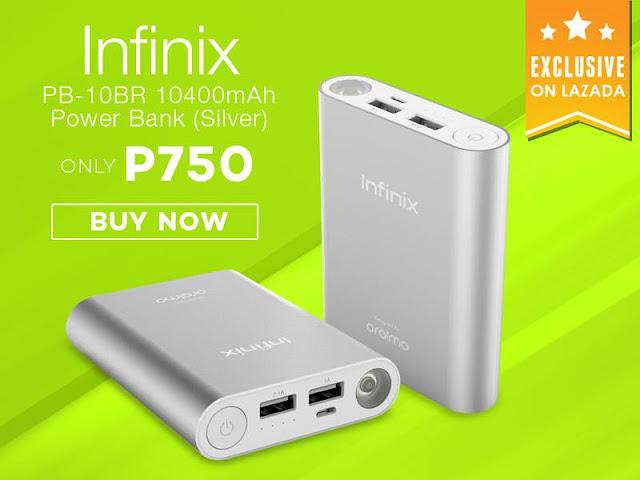 Infinix Powerbank Philippines