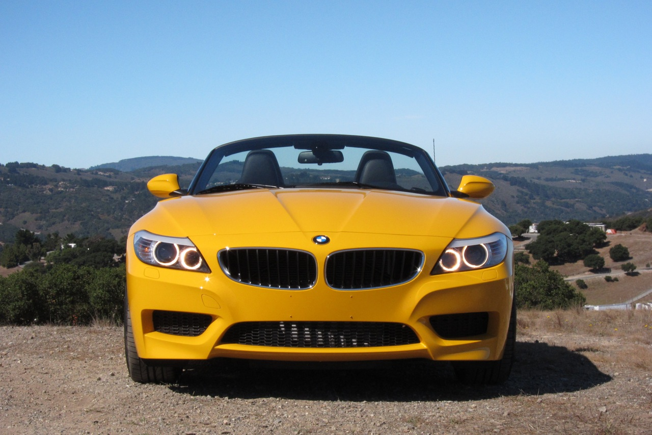 2012 Bmw Z4 Sdrive28i Carrelease