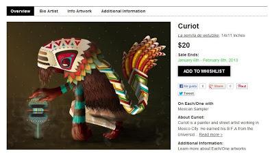 Exhibición en internet sobre arte urbano mexicano
