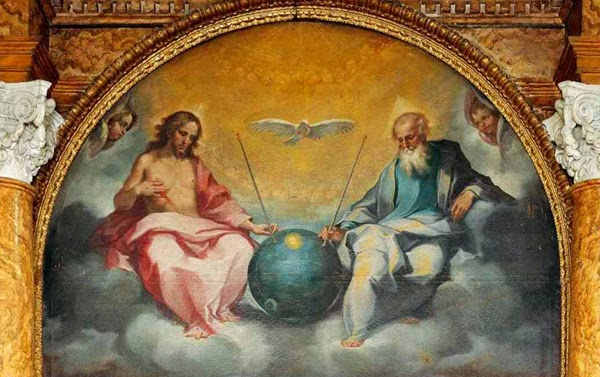 The Glorification Of The Eucharist - Benda Misterius Yang Diduga Alien