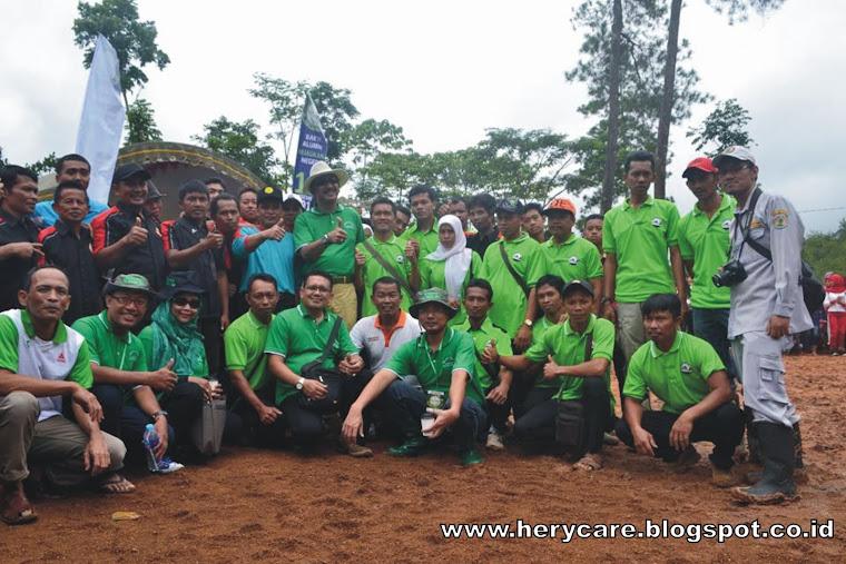 Hari Menanam Pohon Indonesia 2016