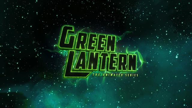 Lanterna Verde - A Série de Animação 3D