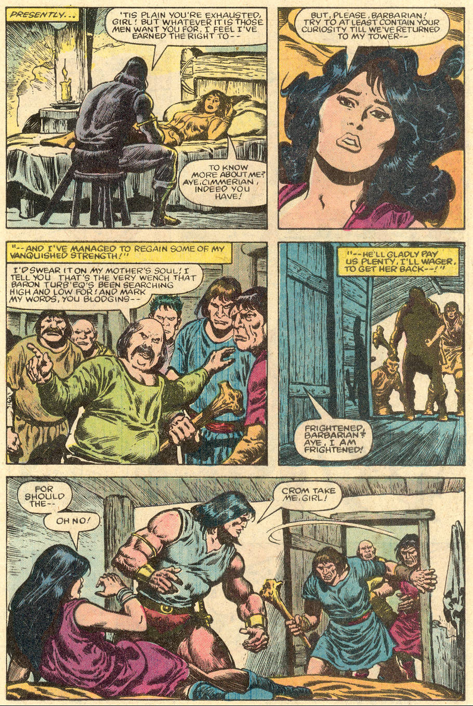 Conan the Barbarian (1970) Issue #150 #162 - English 11