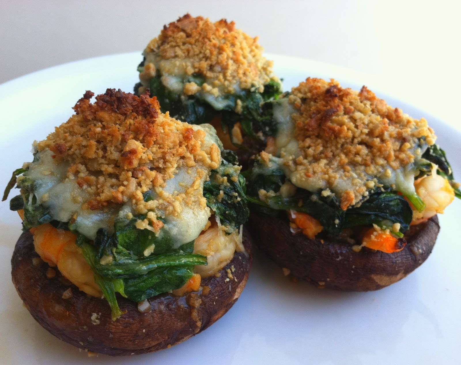 Amazing Shrimp Stuffed Mushrooms Recipes — Dishmaps