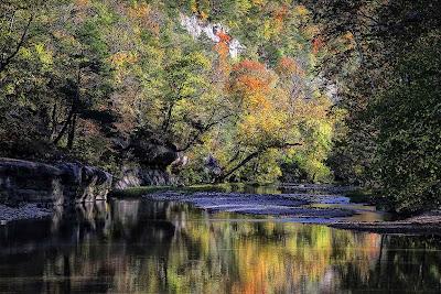 Buffalo National River Landscape