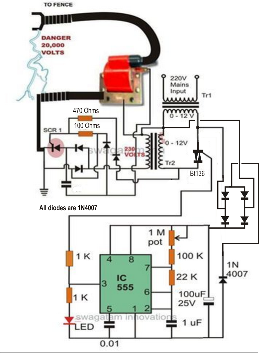 How To Make Simple Scr Application in addition Car Burglar Alarm Timer Delay Using Ne556 together with US6624750 furthermore AT T 20Home 20Security 20System 20  20Replace 20or 20Add 20a 20Siren moreover Prt3 P 1876. on burglar alarm circuit diagram