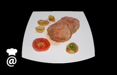 Recetas para Adelgazar: Roast Beef de Ternera